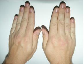 позиции рук рейки